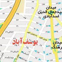 لوله بازکنی یوسف آباد